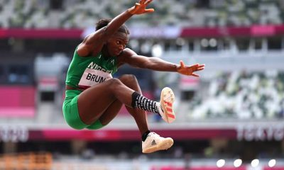 Brume wins Nigeria's first Olympic medal