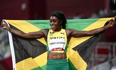 Elaine Thompson-Herah wins 200m final
