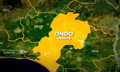 Teenage trader abducted while hawking slippers in Ondo STate