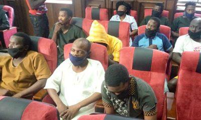 Igboho's aides bailed