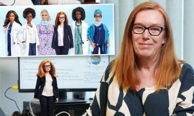 COVID-19: Barbie creates doll of Oxford vaccine designer Sarah Gilbert to inspire girls