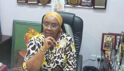 JUST IN: PDP BoT member Joy Emordi defects to APC